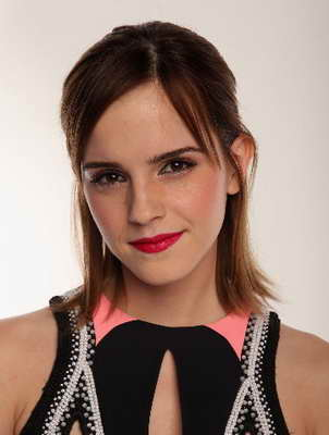 Emma Watson pelo liso - Blow Dry Bar peluqueria madrid