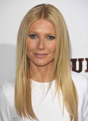 Gwyneth Paltrow pelo liso - Blow Dry Bar peluqueria madrid