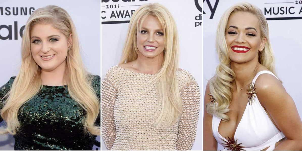 Rita Meghan Britney Spears Billboard 2015 - Blow Dry Bar Peluquería Madrid