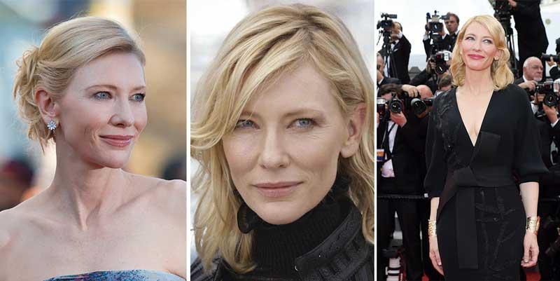 Cate Blanchett Cannes 2015 - BlowDryBar Peluqueria Madrid
