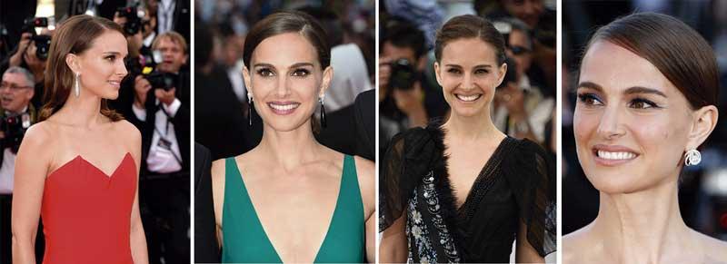 Natalie Portman Cannes 2015 - BlowDryBar Peluqueria Madrid