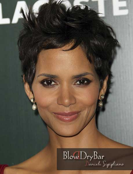 Pixie Halle Berry - Blow Dry Bar Peluqueria Madrid