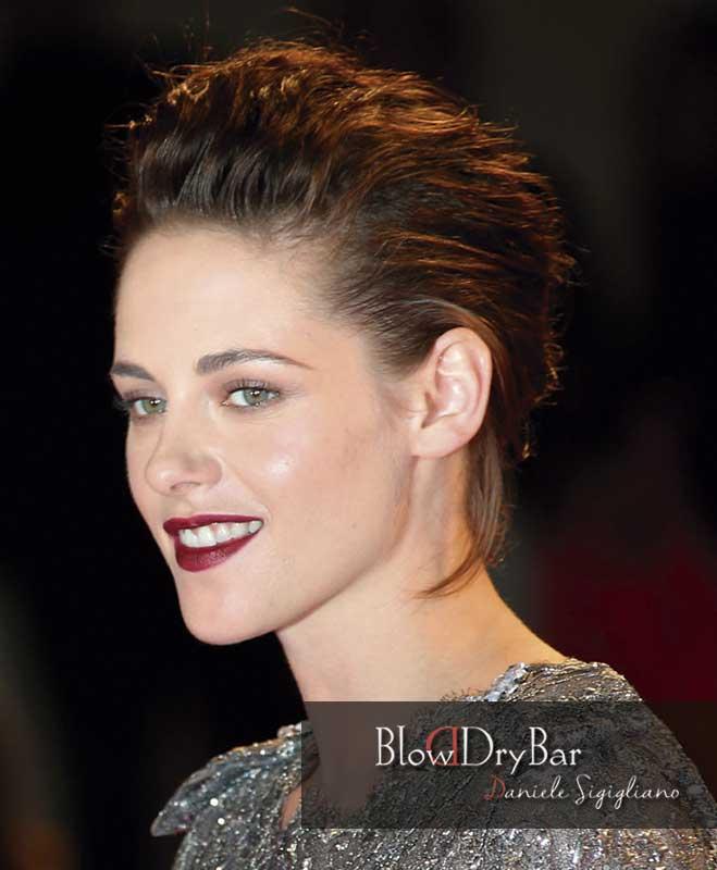 Kristen Stewart 12 celebrities de pelo corto