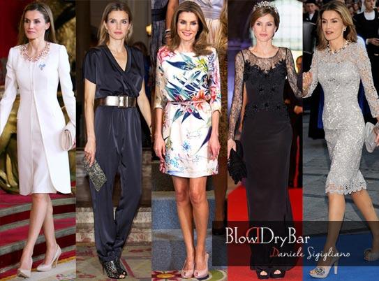 letizia la reina que marca estilo